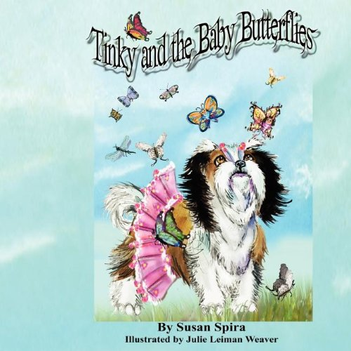 Book Review: Tinky Book Series by Susan Spira