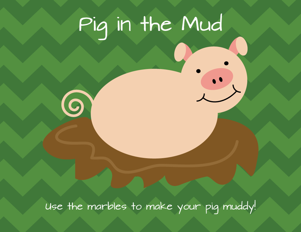 Pig-In-the-Mud-Art-Lesson-For-Toddlers