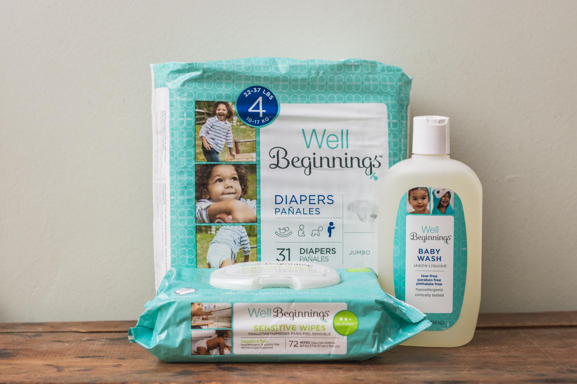 Wellness Beginnings Diaper Review