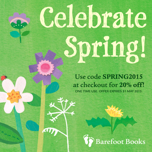 Barefoot Books Spring Sale