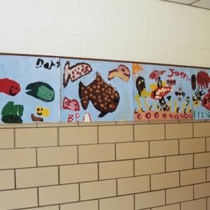 Fish-on-wall